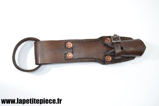 Repro gousset de baionnette Belge 1889 / 1916  et modifiées 1935