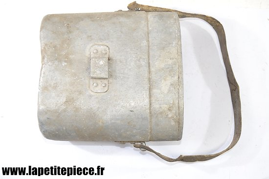 Gamelle Française ersatz - Première Guerre Mondiale