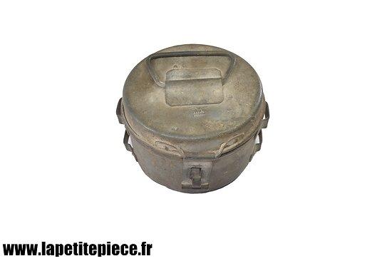 Pot à graisse pour charrette hippomobile allemande