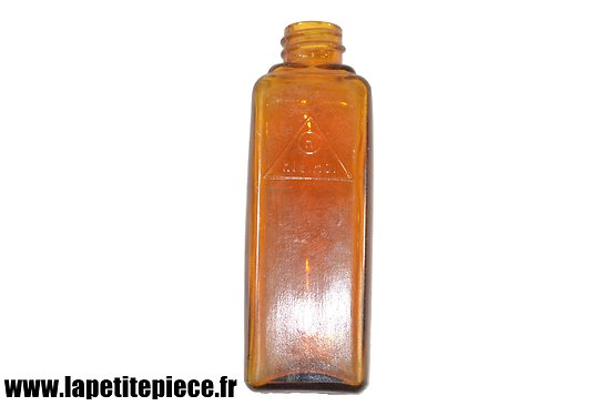 Bouteille pharmaceutique allemande, WW2, Kleinol 2981/5
