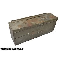 Caisse Américaine CASE CS-137, WW2 US