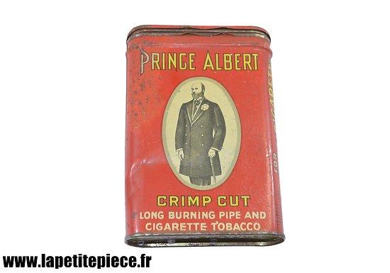 Etui à tabac Prince Albert Crimp Cut, long burning pipe and cigarette tobacco US