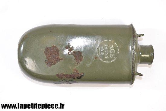Gourde autrichienne B.GB Brunn 1916