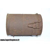Boitier de masque à gaz Allemand modèle 1915 - WW1