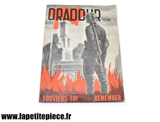 Livre - Oradour sur Glane, souviens-toi remember