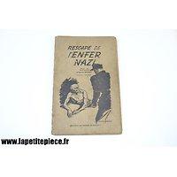 Livre - Rescapé de l'enfer Nazi, récit et témoignage de Georges Briquet