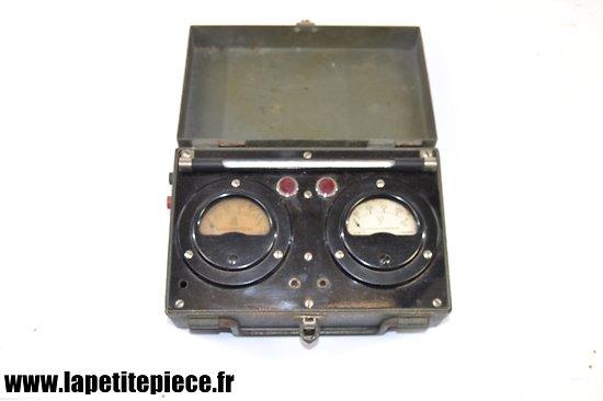 Voltmètre / Ampermètre - Gerpillon & Cie à Montrouge