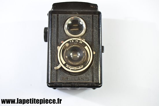 Appareil allemand années 1930, Brillant Voigtlander, Volgtar