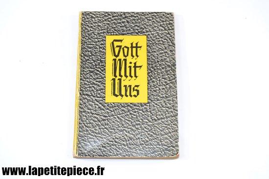 Livre de prière US pour prisonniers de Guerre Allemand 1943
