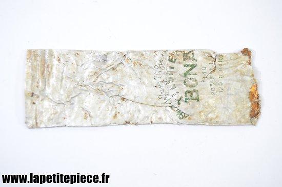 Etui vide TILSITER BONA - fromage Allemand 1940