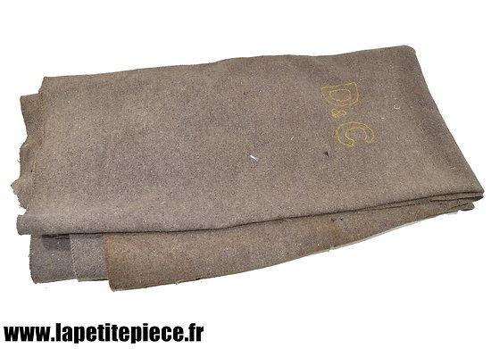 Couverture / couvre pied, début 20e Siècle, 202cm x 126cm