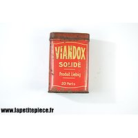 Boite de Viandox - bouillon