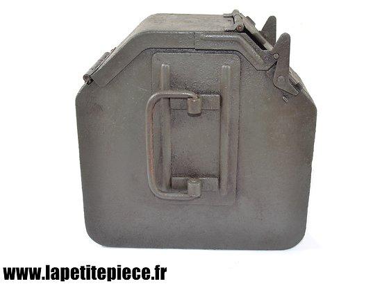 Caissette Patronenkasten 36 - pour affût double MG34 - 150 cartouches