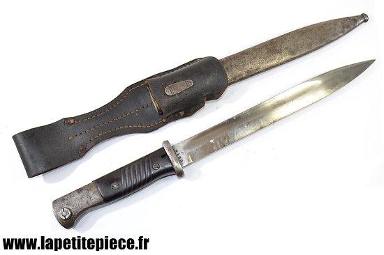 Baionnette Allemande 98K 1940 E.U.F. Hörster