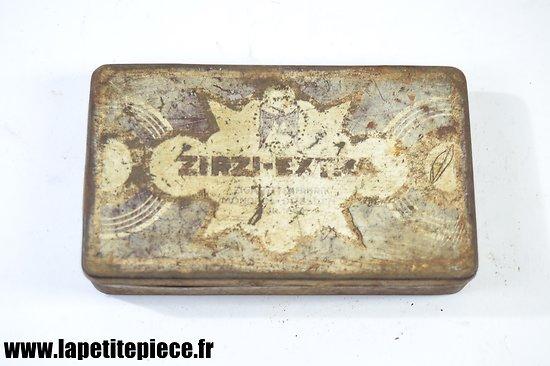 Boite de cigarettes Allemandes WW1 - Zirki-Extra Dresden