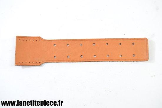 Repro pattelette de cuir pour ceinturon Luftwaffe