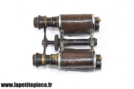 Jumelles Françaises début 20e siècle HUET. A restaurer