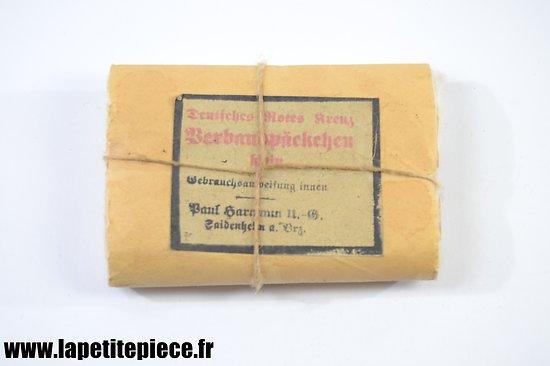 Bande de coton Verbandpäckchen DRK