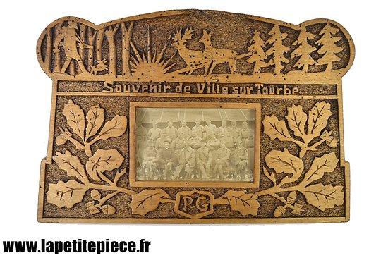 Souvenir de Ville-sur-Tourbe (Marne), Première Guerre Mondiale