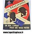 livre - Les Résistants - éditions Larousse 2015 avec fac-similés