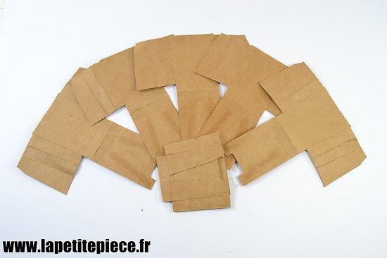 Ensemble x 6 cartons de clips US Garand WW2 Bandoleer - 8RD