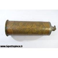 Bouillotte artisanale - art de tranchée - Première Guerre Mondiale
