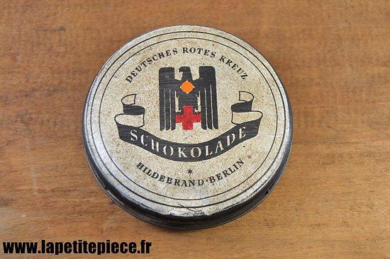 Repro boite schokolade Deutsches Rotes Kreuz DRK
