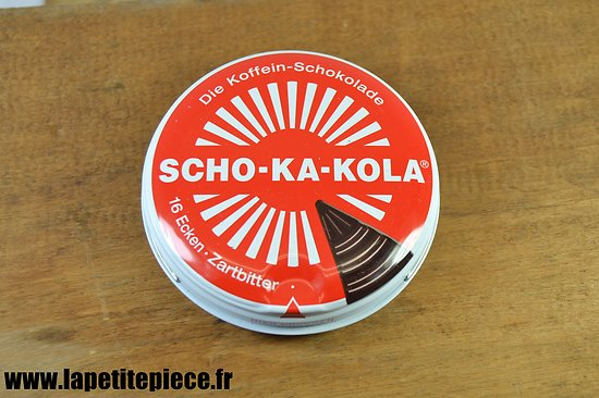 Schokakola - chocolat Allemand