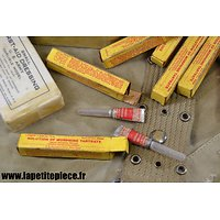 Repro patinée Solution of Morphine Tartrate US WW2