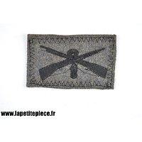 Repro patch attribut de manche Armurier - France WW1