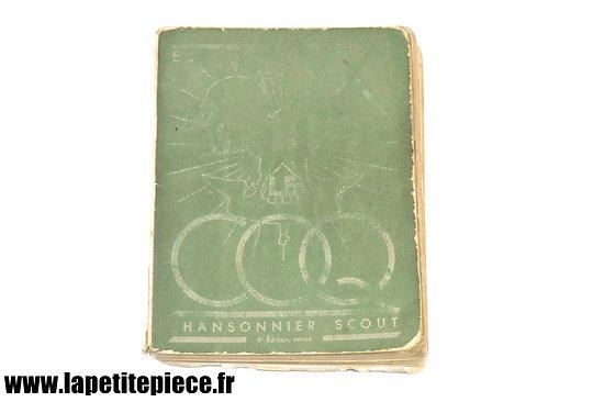 Livre 1939 - Chansonnier Scout Le Coq. Eclaireurs unionistes de France