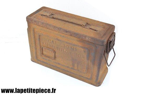 Caisse US Cal. 30 M1 Ammunition Box Crown - WW2