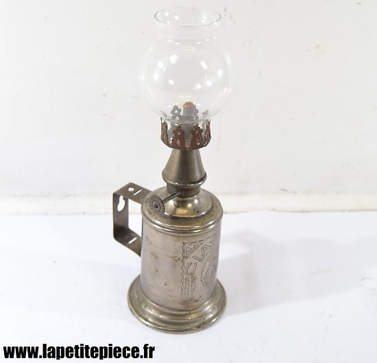 Lampe à essence Clamfor début 20e Siècle