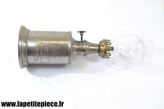 """Lampe à essence """"La Meilleure"""" début 20e Siècle"""