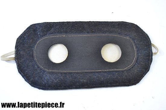 Repro masque de protection Français pour compresse C1. France 1915