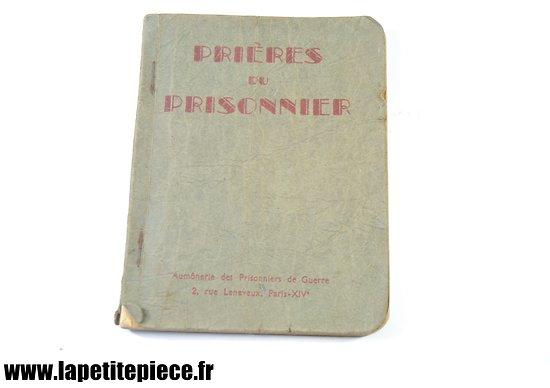 Prières du Prisonnier 1941 - Occupation Allemande