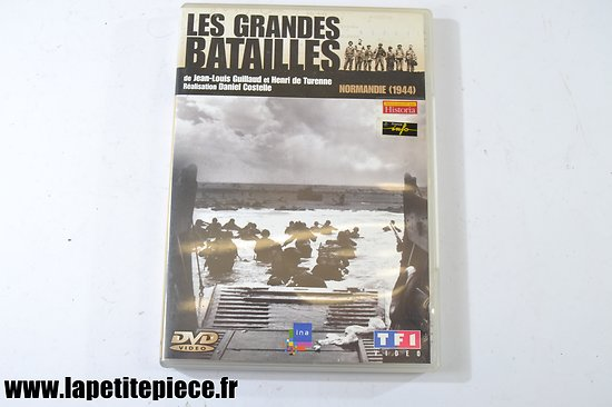 FR - Normandie 1944 - Les grandes batailles. Guillaud et Turenne