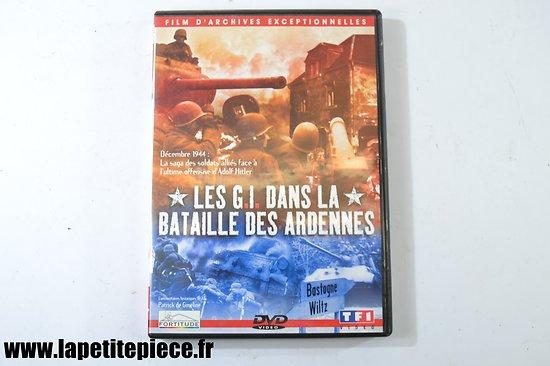 FR - Les G.I. dans la bataille des Ardennes, film d'archives