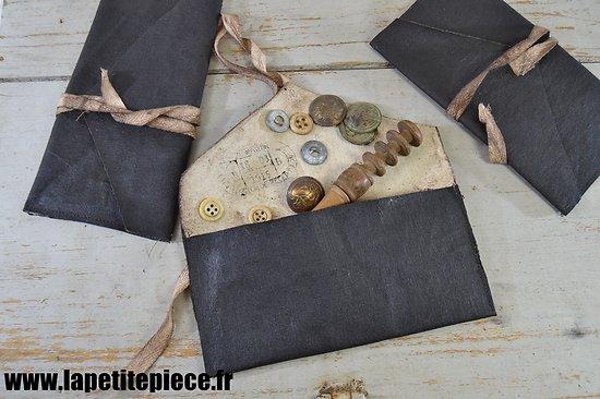 Repro étui à couture Français, ersatz. Première Guerre Mondiale
