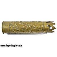 Vase artisanat - Jeanne. Première Guerre Mondiale