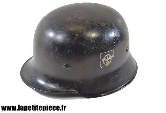 Casque Allemand modèle 1934 Police