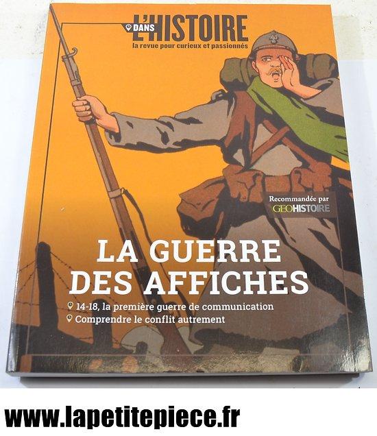 Livre - La Guerre des affiches. Dans l'Histoire