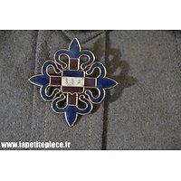 Reproduction insigne de poitrine SSA - Section Sanitaire Automobile féminine