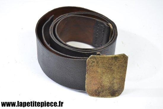 Repro ceinturon Français modèle 1873 pour tenue pioupiou