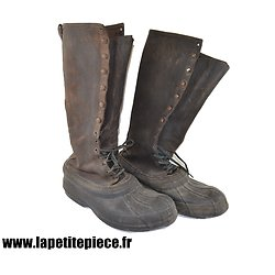 Bottes US Shoe PAC High - US WW2