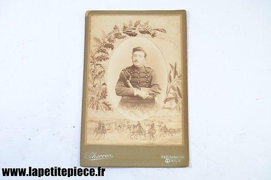 Photo soldat du 20e Train des Equipages