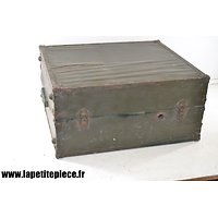Caisse vide de phonographe mécanique 78 tours Special Service US ARMY- WW2
