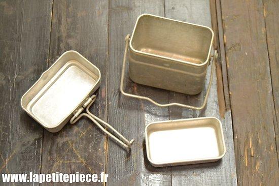 Gamelle modèle 1935 / marmite individuelle. France WW2 FAYMONT