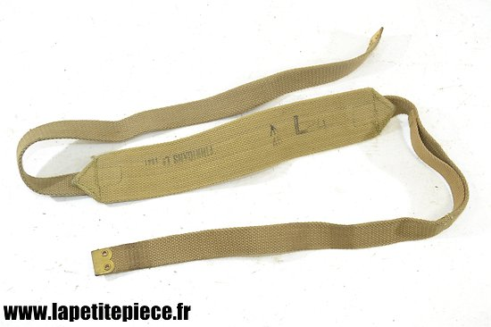 Bretelle Anglaise pour havresac / musette.