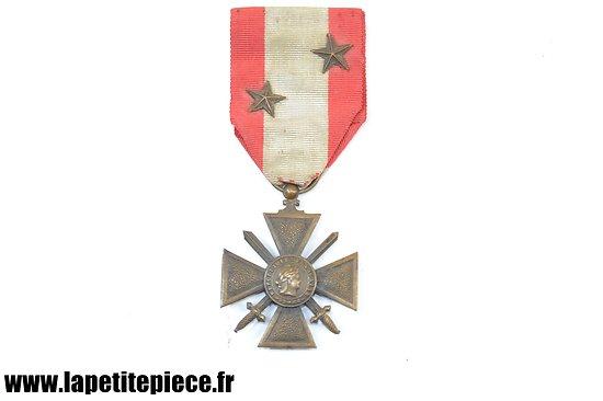 Croix de Guerre des Théâtres d'Opérations Extérieures, deux citations